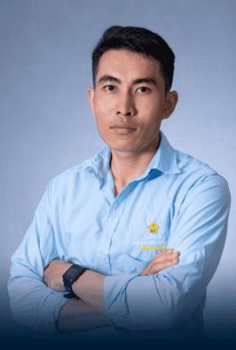 Triệu Xuân HoàngPhó giám đốc học viện Gizento