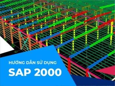 Khóa Học Hướng Dẫn Sử Dụng Phần Mềm Sap 2000